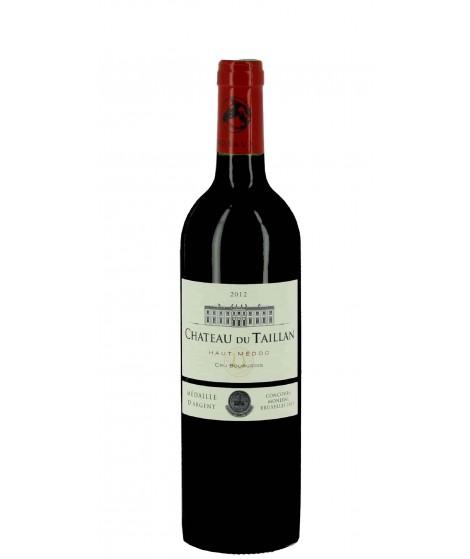 Vin Bordeaux Haut-Médoc Cru Bourgeois - Château du Taillan 75cl