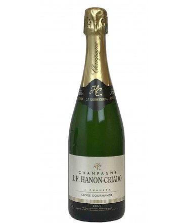 Champagne Cuvée Gourmande - Domaine Hanon-Criado 75cl