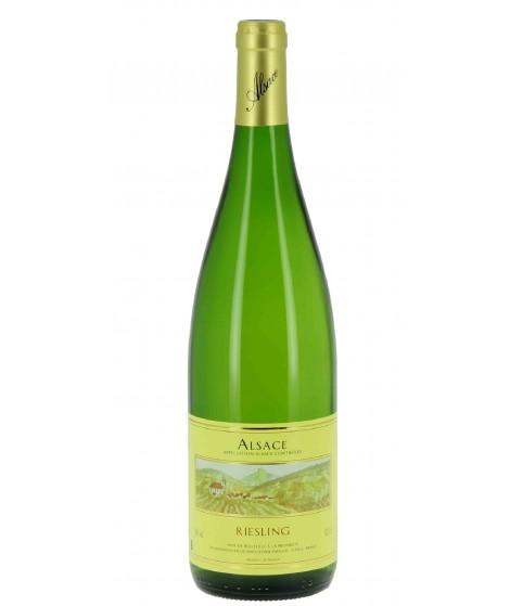 Vin blanc D'Alsace Riesling - Cave Orschwiller 100cl