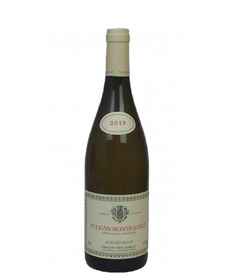 Vin blanc Bourgogne Puligny-Montrachet Domaine Bouzereau 75cl