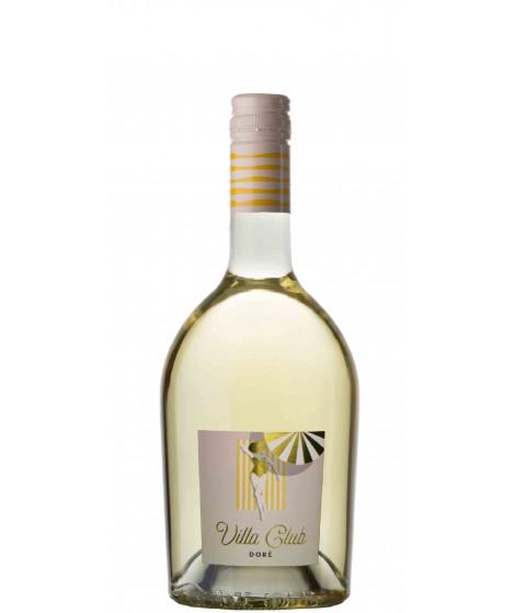 Vin Blanc Moelleux Gascogne-Villa Club Doré- Villa Dria 75cl