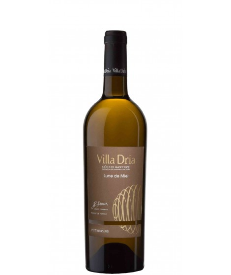 Vin Blanc Gasgogne-Lune de Miel- Villa Dria 75cl