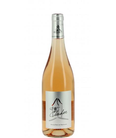 Vin Rosé-Rhône-Vaucluse - P'tit Clocher Rosé 75cl