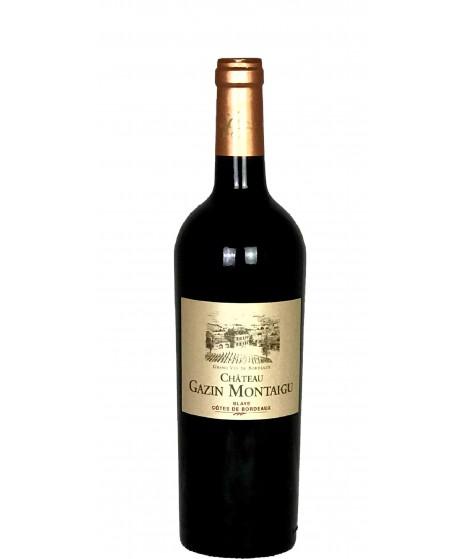 Côtes de Bordeaux- Blaye - Château Gazin Montaigu 75cl