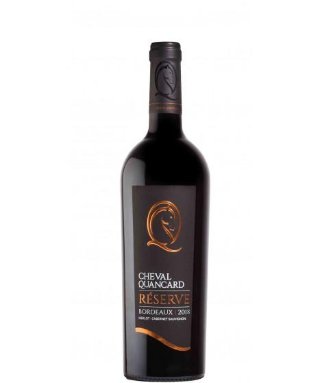 Bordeaux Réserve - Cheval Quancard 75cl