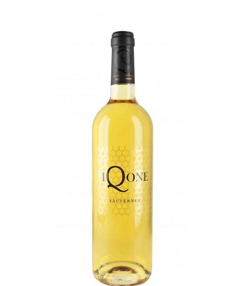 Vin Blanc Sauternes- Iqone - Cheval Quancard 75cl