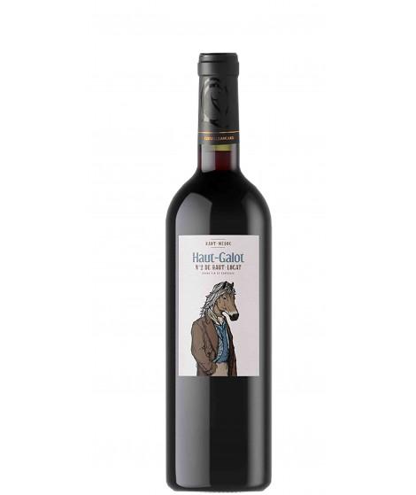 Vin Rouge Bordeaux Haut-Médoc - HAUT GALOT 75cl
