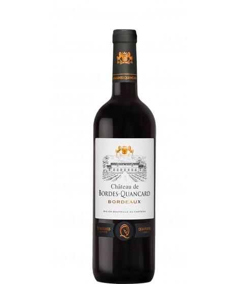 Vin Rouge Bordeaux - Château de Bordes - Cheval Quancard 75cl