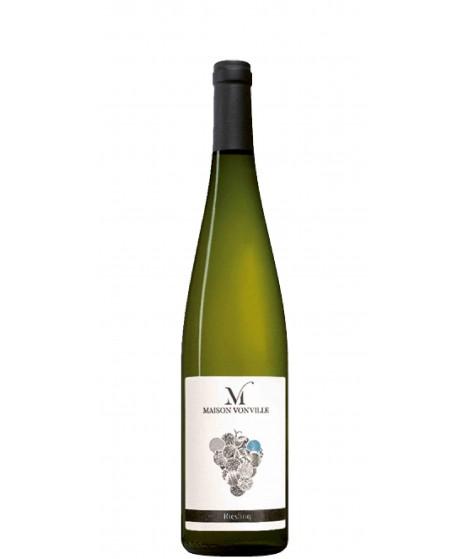 Vin d'Alsace blanc Riesling Cuvée Personnelle- Maison Vonville 75cl