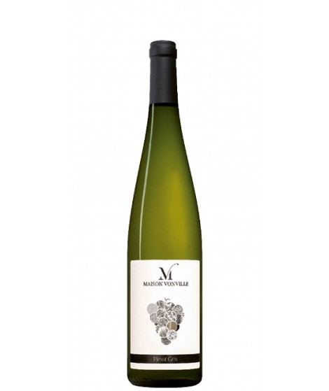 Vin d'Alsace blanc Pinot Gris- Domaine Vonville 75cl
