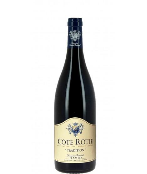 Vin rouge Côte Rôtie - Domaine David 75cl