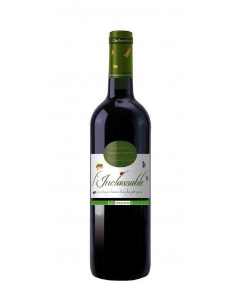 Médoc - L'Inclassable - Vin Végan Domaine Rémy Fauchey