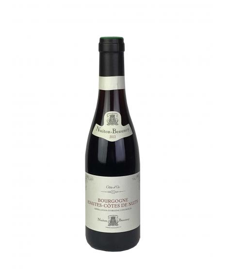 Vin rouge Bourgogne Hautes Côtes de Nuits - Nuiton Beaunoy 37,5cl