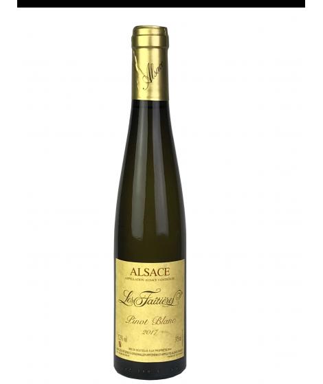 Vin d'Alsace Pinot Blanc - Les Faîtières 37,5cl