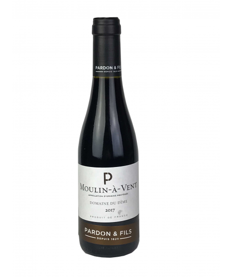 Vin rouge Beaujolais Moulin-à-Vent - Domaine du Dîme 37,5cl