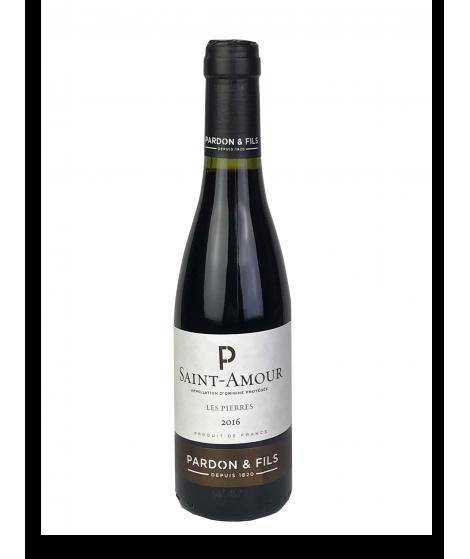 Vin rouge Beaujolais Saint-Amour - Les Pierres 37,5cl