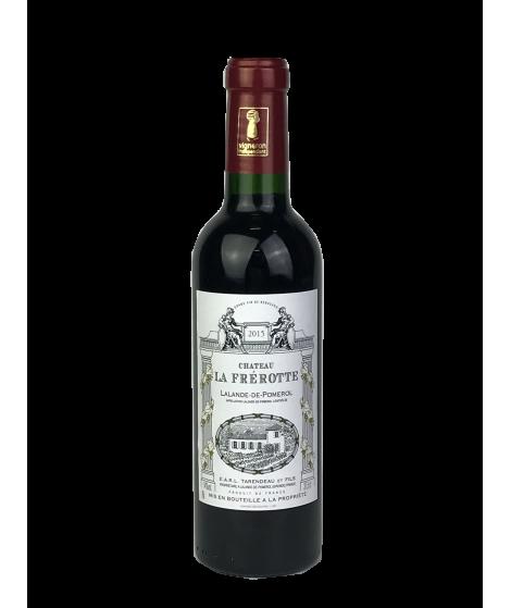 Vin Lalande de Pomerol - Château La Frérotte 37,5cl