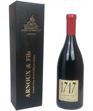 Magnum 150cl - Vacqueyras 1717 - Domaine Arnoux et Fils