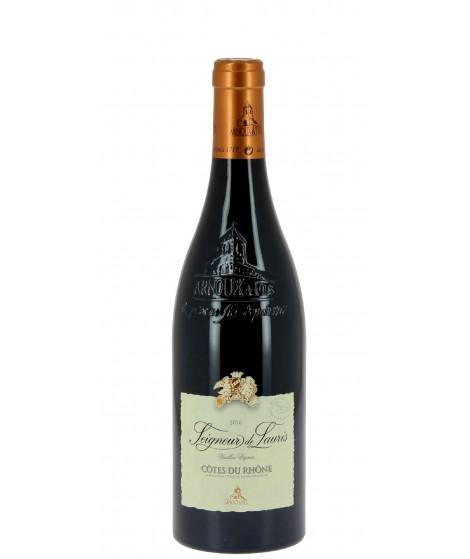 Vin rouge-Côtes-du-Rhône - Seigneur de Lauris 75cl