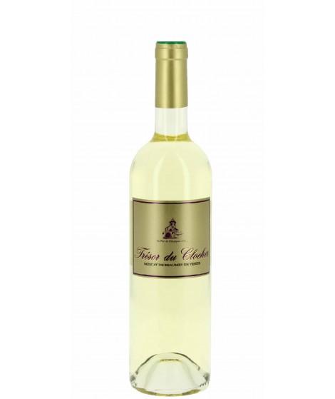 Vin Blanc-Rhône-Muscat de Beaumes-de-Venise - Trésor du Clocher 75cl