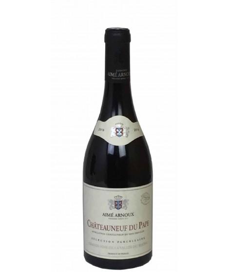 Vin Rouge-Rhône-Châteauneuf-du-Pape - Sélection Parcellaire- Aimé Arnoux