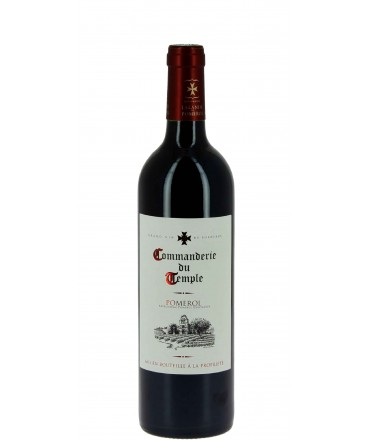 Pomerol - Chevalier du Temple 75cl
