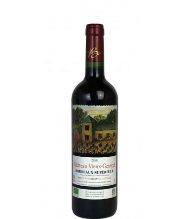 Bordeaux Supérieur Bio - Château Vieux Georget 75cl